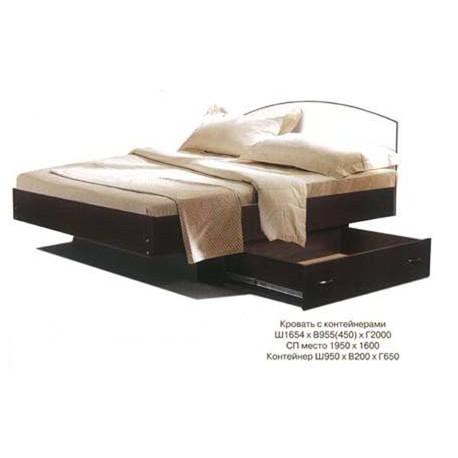 Кровать Любава 3